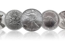 Monnaies Argent USA