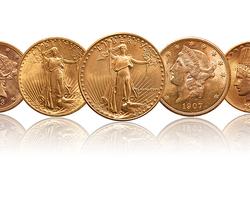 Monnaies Or USA